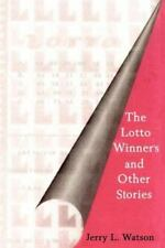 The Lotto Winner's and Other Stories by Jerry L. Watson (2001, Paperback)