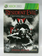 Resident Evil: Operation Raccoon City Special Edition (Microsoft Xbox 360, 2012)
