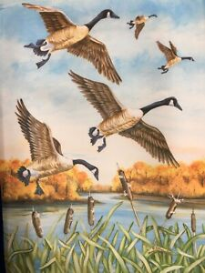 """CANADIAN GEESE HONKERS GARDEN Flag(12.""""x 18"""")"""