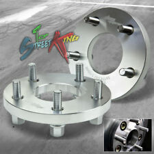 """4pc 2/"""" Wheel Spacers for Mazda MPV Protege RX MX CX Adapters Lugs 5x114.3 qf"""