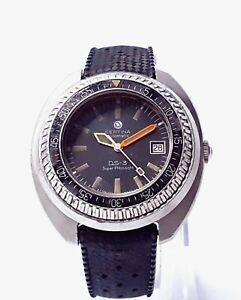 VINTAGE diver 1976 Certina D-3 Super ph1000m. ref. 919 1301 41