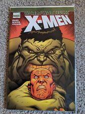 World War Hulk X-Men Full Run Marvel Comics 1,2,3