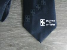 Chartham Paper Mill 250 Years Possibly Staff Issue Tie by Sharps Freeman
