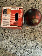 New #15 Storm Sure Fire Bowling Ball
