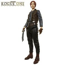 Deluxe Jyn Erso 1:4 Replica Star Wars Rogue One Statue/ Figur Big-Sized