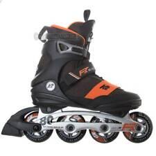 K2 F.I.T 80mm Alu Inline Skates Recreational Fitness Mens 9.0 New 2020