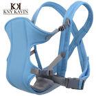 Adjustable Soft Infant Baby Carrier Sling Wrap Rider Backpack Front/Back Pack