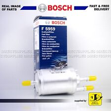 BOSCH FUEL FILTER F5959 FITS AUDI A1 A3 TT SEAT SKODA RAPID ROOMSTER SUPERB VW