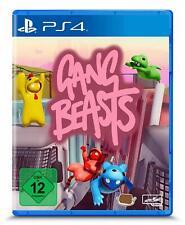 Sony PS4 Playstation 4 Spiel Gang Beasts NEU NEW 55