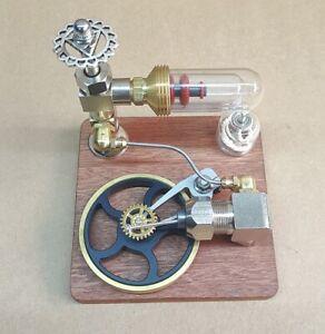 Leistungsfähige Heißluft Stirling Engine Model Generator Science Machine