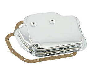 Mr. Gasket 9762 Mr. Gasket Transmission Oil Pan - Chrome
