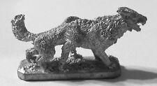 Gray Cat Castings 1141 Kedosta (1) Miniature Blood Wolf Bloodwolf Alien Animal