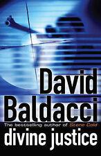 Divine Justice by David Baldacci - Large Paperback - 20% Bulk Book Discount