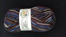 Socka Hot Socks Lermarr 4ply Sock Yarn 100g - 30480 Grundl