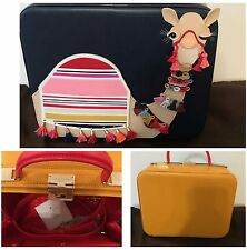 Kate Spade new york Spice Things Up Camel Casie Box Bag Novelty Item SOLD OUT!