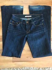 J Brand Bell Bottom Flare Jeans in Dark INK - Size 27 x 31