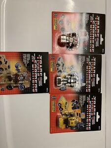 Transformers G1 Reissue Minibot Lot