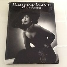 Hollywood Legends Portraits Gable Dietrich Harlow Taylor Dressler Cooper HC/DJ