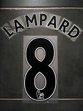 FLOCAGE OFFICIEL PREMIER LEAGUE (SPORTING ID) - CHELSEA - LAMPARD #8