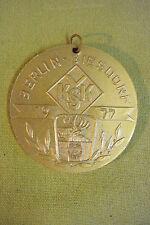 DDR Medaille - KSK - Berlin Biesdorf - Rassehunde Ausstellung - gold - 1977