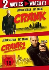 Crank 1&2  [2 DVDs] (2013)