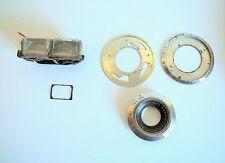 Kodak Retinette 1A FILM CAMERA Lens, Viewfinder, Parts for repair