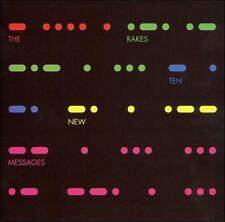 THE RAKES - TEN NEW MESSAGES (NEW CD)