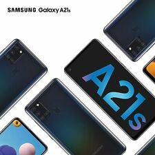New Samsung Galaxy A21s 32GB 4G LTE DualSim Unlocked Smartphone Blue Black Red
