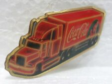 Coca-Cola - CAMION COCA-COLA BABBO NATALE - PINS attacco bottone a innesto