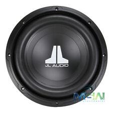 "*New* Jl Audio® 10W0v3-4 10"" W0v3 4-Ohm Subwoofer Car Stereo Sub Woofer 10W0 v3"