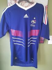 ca5927e24 France National Team Adidas Home Football Jersey 2010 FFF Rooster M GRILLET  11