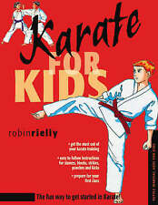 Very Good, Karate for Kids (Martial Arts for Kids Series), Robin L. Rielly, Book