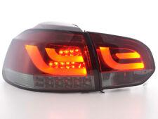 Led Rückleuchten VW Golf 6 Typ 1K Bj. 2008 bis 2012 rot/schwarz mit Led Blinker
