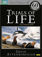 Trials of Life The Complete Series R4 DVD David Attenborough