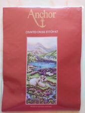 Brand New Anchor Counted Cross Stitch kit. 'Highlands Escape'