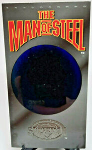 1994 SkyBox - DC Superman Man of Steel SkyDisc #SD3 - Great Conditon!