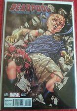 Deadpool 29 Original Sin Variant High Grade
