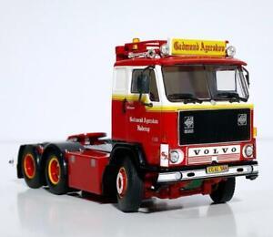 """Volvo F89 6x2 tag axle """"Gudmund Agerskov"""" WSI truck models 01-3257"""
