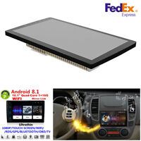 "10.1"" Android 8.1 2DIN Touch Car Stereo Radio MP5 Player WiFi GPS Navigation-USA"