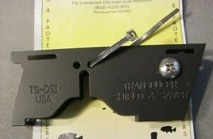 TRANSDUCER SHIELD & SAVER TS-DSI Lowrance Down Scan Fish Finders #000-10260-001