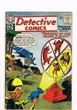 Detective Comics # 305 Targets of the Alien Z-Ray ! grade 3.0 scarce book !!