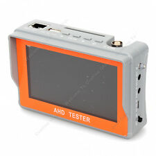 "Wrist 4.3"" LCD 960P AHD CCTV Camera Monitor Tester Audio 12V-Output Test Tool"