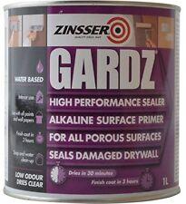 Zinsser ZINGS1L 1 Litre Gardz Sealer/Primer