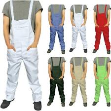 Standsafe Mens Bib and Brace Work Overalls | Decorators Coveralls Dungarees