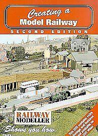 Creating A Model Railway Second Edition Railway Modeller DVD
