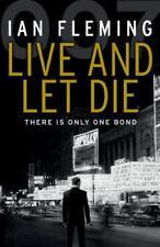 LIVE E LASCIA Die di Fleming, Ian libro tascabile 9780099575993 NUOVO