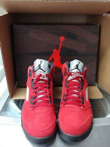 Air Jordan Retro 5 Raging Bull Toro Bravo Sz 11