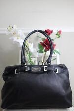 Michael Kors Black Pebbled Leather Large Dome Shoulder Bag (pu220