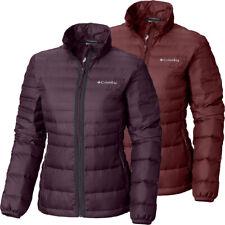 New Womens Columbia McKay Lake Heat Seal / Shield 650-Fill Down Jacket Coat