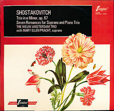 Shostakovich Trio Op. 67 Seven Romances New Amsterdam Trio Pracht Turn TV 34280